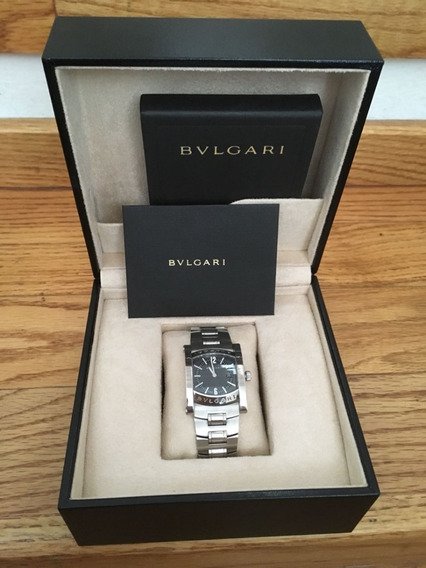 Reloj Original Bvlgari