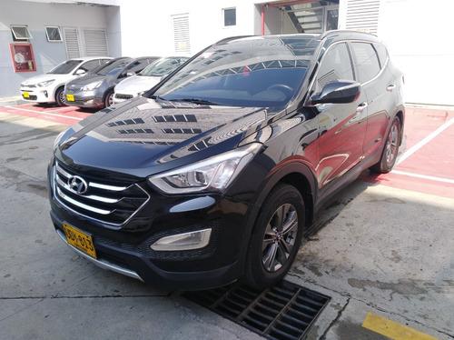 Hyundai Santa Fe Advance, 7ptos, Mt, 2015 (udy813) Mp