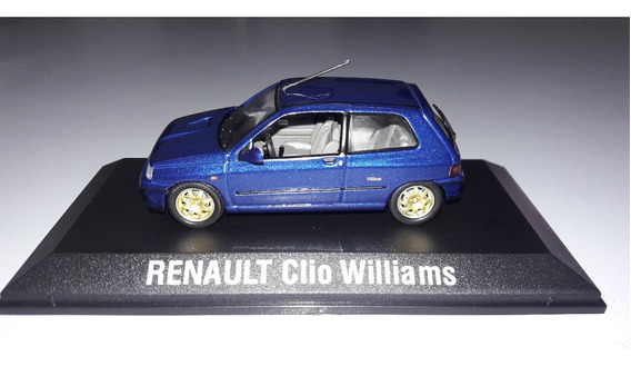 Miniatura Replica Renault Clio Williams 1/43