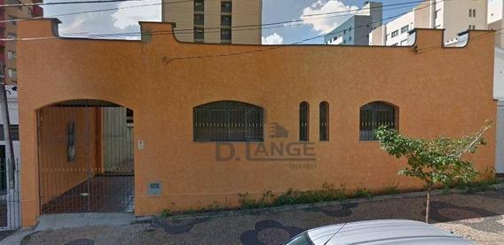 Casa Com 3 Dormitórios Para Alugar, 200 M² Por R$ 2.500/mês - Cambuí - Campinas/sp - Ca13012