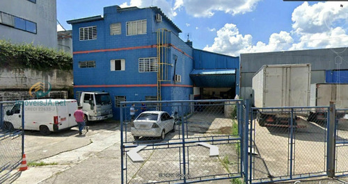 Imagem 1 de 8 de Pavilhão/galpão Para Alugar No Bairro Empresarial Paoletti (jordanésia) - Cajamar/sp - 484