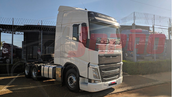 Volvo Fh 460 Globetrotter 6x2 2018 ** Novo ** (ref.3267)