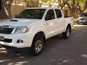Toyota Hilux 3.0 Cd Sr I 171cv 4x4 2012