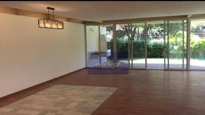 Casa Com 4 Dormitórios À Venda, 482 M² Por R$ 2.400.000 - Cidade Jardim - São Paulo/sp - Ca1305