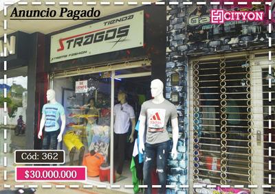 Se Vende Establecimiento Comercial Código: 362, Florencia.