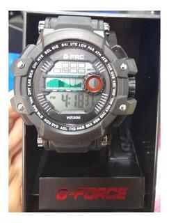 Reloj G-force Niño Digital Resistente Al Agua