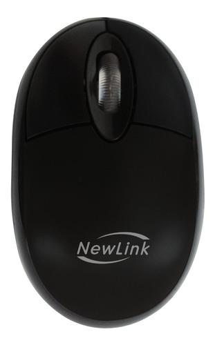 Mouse  Fit Mo-303c Eco 1000 Dpi Newlink Ecológico