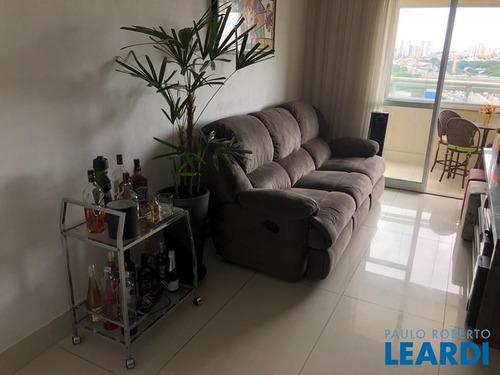 Imagem 1 de 10 de Apartamento - Tatuapé - Sp - 612611