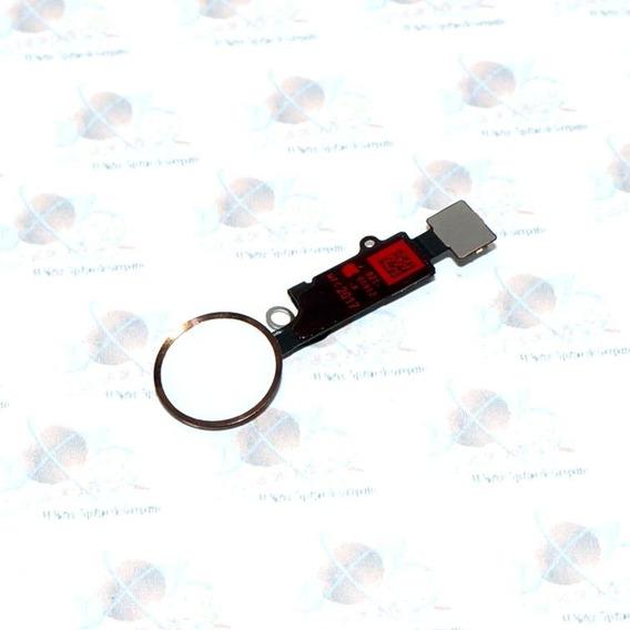 Flex Home iPhone 7 Plus Boton Huella Inicio Original Rosa