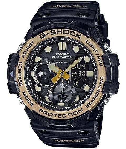 Relógio Casio G-shock Masculino Gulfmaster Gn-1000gb-1adr