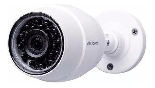 Câmera Wi-fi Hd Ic5 Intelbras Externa Mibo