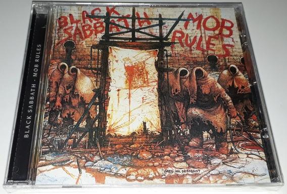 Black Sabbath - Mob Rules (cd Lacrado)