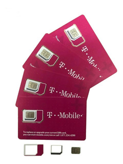 Chip Estados Unidos Internet 30 Dias - 7gb 4g T-mobile Eua
