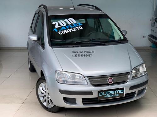 Fiat Idea Elx 1.4 Flex Completa 2010