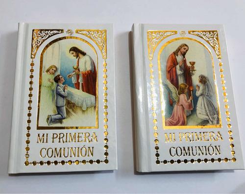 Libro Para Primera Comunión Católico