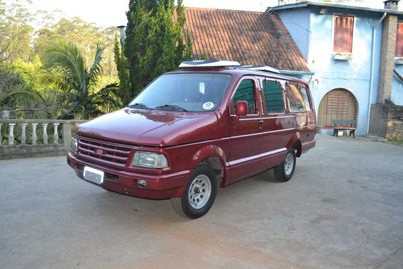 Furgao Ford Ibiza