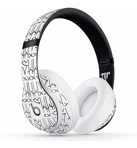 Heaphone Beats Studio3 Wireless Neymar Jr. 10 Edi. Exclusiva