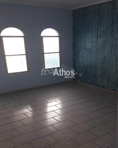 Imagem 1 de 10 de Casa Com 2 Dormitórios, Wc. Social, Sala, Cozinha, 2 Vagas De Garagem( 1 Coberta). - Ca04889 - 69587892