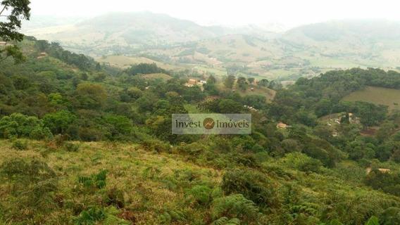 Sítio Rural À Venda, Lambari, Gonçalves. - Si0011