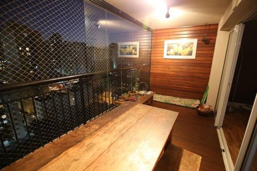 Imagem 1 de 23 de Apartamento Com 03 Dormitórios E 153 M²   Perdizes, São Paulo   Sp - Ap2762v