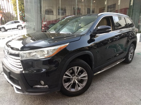 Toyota Highlander 3.5 Panoramic Roof At 2016 *financiamiento