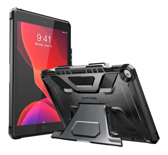 Funda iPad 10.2 7ma Generación 2019 C/portalápiz Supcase Ub
