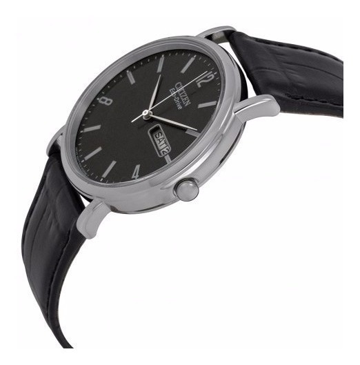 Relógio Citizen Black Dial Men