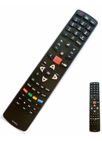 Controle Remoto Tv Philco Lcd Smart 3d Tecla Netflix Ph32e53