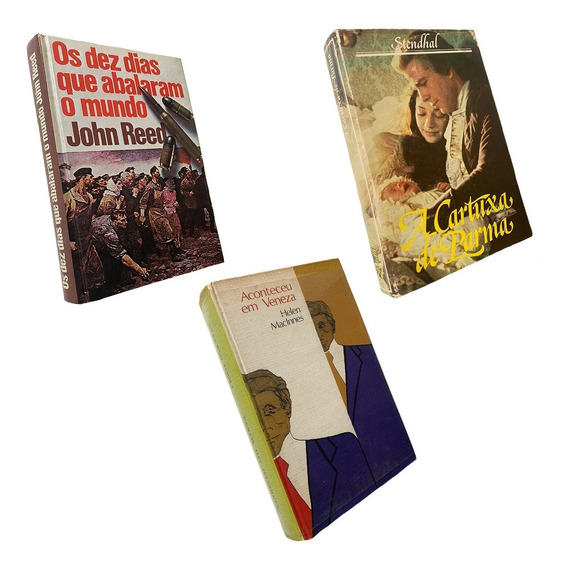 Livros Aconteceu Em Veneza Os 10 Dias Que Abalaram O Mundo E