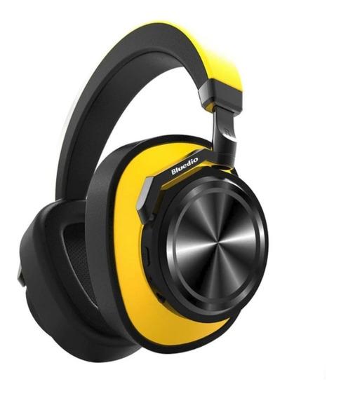 Fone Bluedio T6 Cancelamento Ruído Bluetooth Nãoé Sony