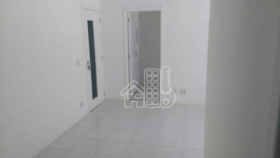 Apartamento Com 2 Dormitórios À Venda, 59 M² Por R$ 270.000,00 - Pendotiba - Niterói/rj - Ap1548