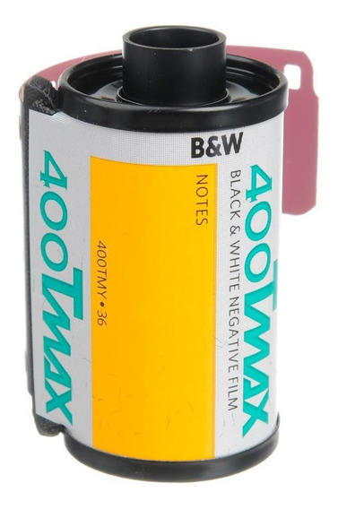 Kodak T-max 400 (filme De 35mm, 36 Exposições)