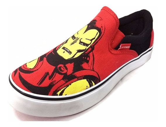 Panchas Atomik Marvel Iron Man