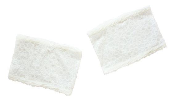 Ligas Bandeletts Tify Antiroce C/silicona -excelente Agarre-