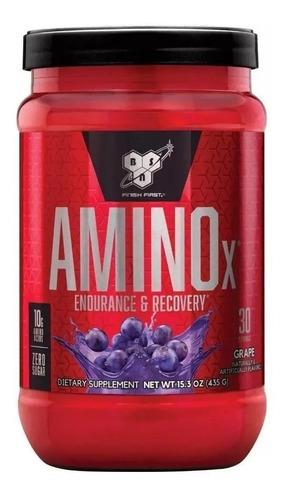 Amino X 435 Grs Bsn Recuperador Muscular Con Bcaa