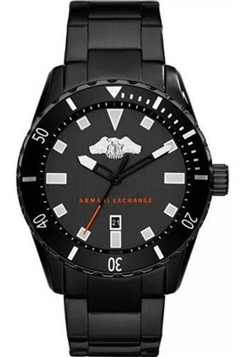 Relógio Armani Exchange Ax1702/1pn Preto