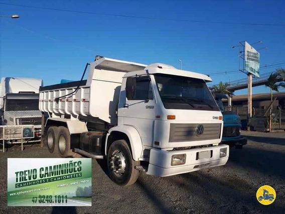 Vw 16.220 Caçamba - 6x2