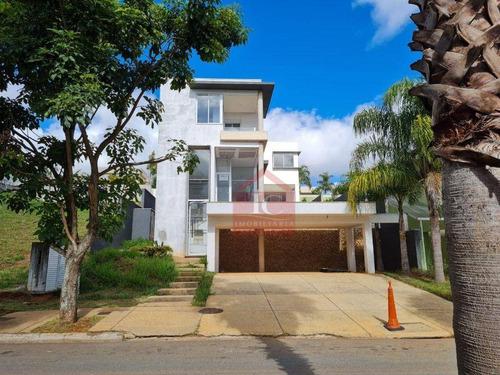 Casa Com 4 Dormitórios À Venda, 450 M² Por R$ 2.500.000,00 - Vintage - Cotia/sp - Ca1391