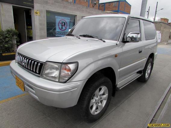Toyota Prado Gx 4x4