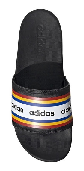 Ojotas adidas Adilette Comfort Mujer Ng/bl