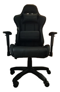 Sillón Gamer Pro Racing Black Edition