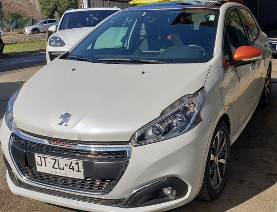Peugeot 208 Ronald Garros 2017 Impecable Unico Dueño