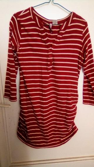 Suéter Rojo De Dama