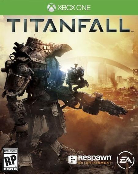 Jogo Titanfall Xbox One Xone Pronta Entrega Original Física