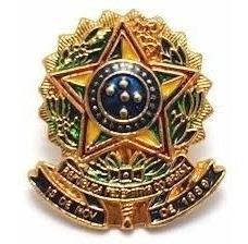 25 Pins Brasão República Federativa Do Brasil