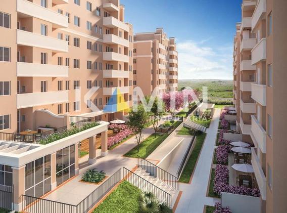 Apartamento Para Venda, Neoville, 2 Dormitórios, 1 Banheiro, 1 Vaga - Ijns01_2-831956