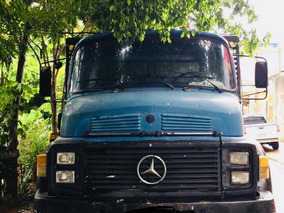 Mb 1113 Truck Ano 1981 R$ 30.000,00