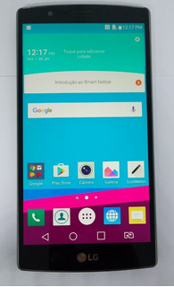 Smartphone Lg G4 Dual H818p 32gb Titanio Vitrine