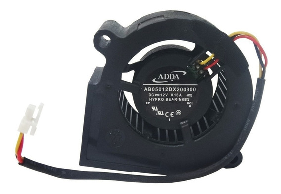 Cooler Projetor Sony Vpl-dx120 Vpl-dx130 Vpl-dx140 3mm