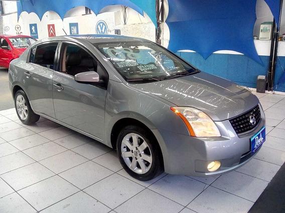 Nissan Sentra - Completo - Financiamos Em Ate 48x - 2008